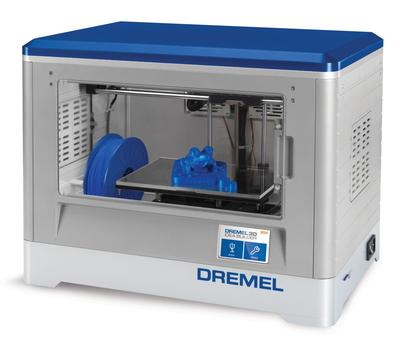 Dremel Lanza La Primera Impresora 3d De Alcance Masivo